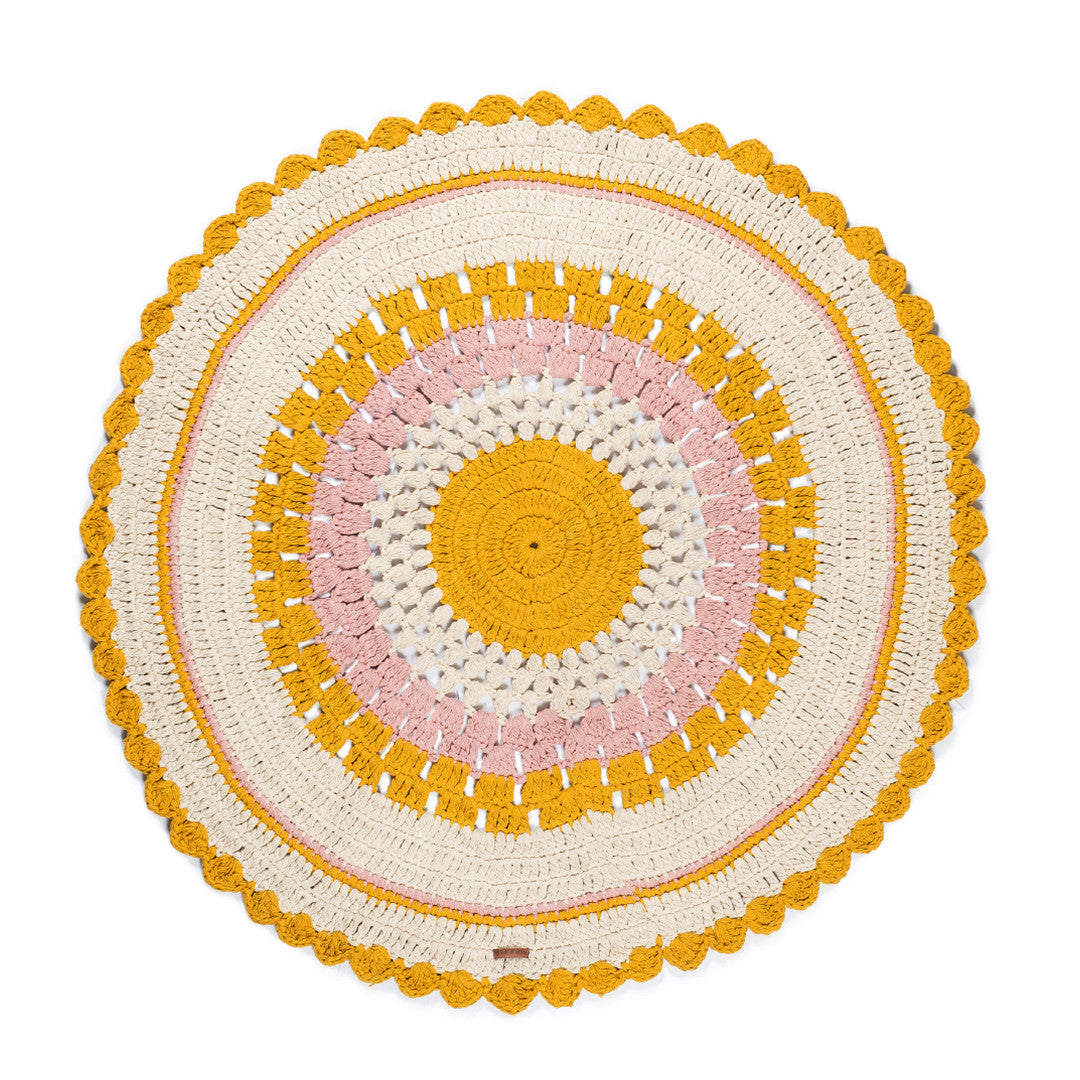 Rug Collection Round Cotton