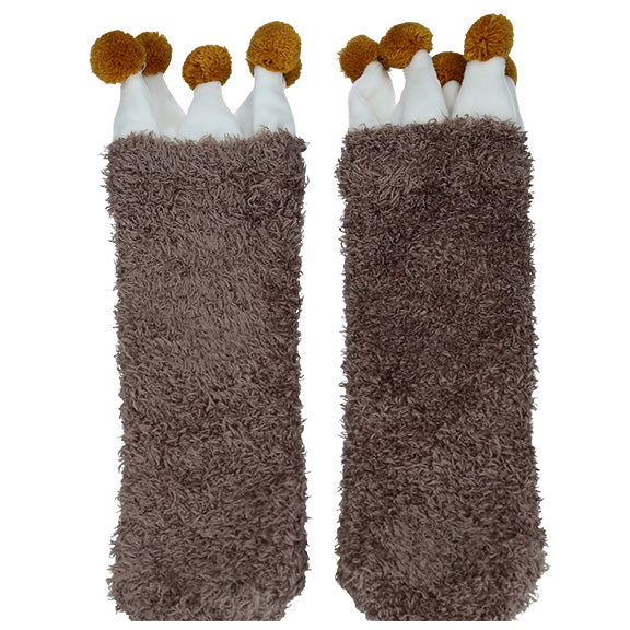 Jester Socks - Brown - aroundthecrib