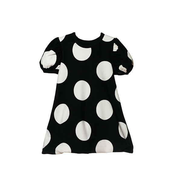The Tiny Huge Dot Dress