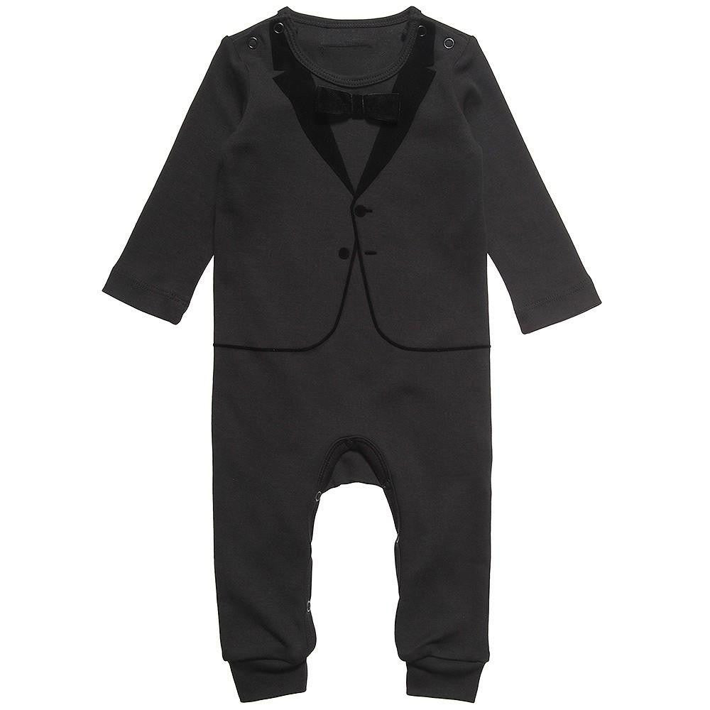 The Tiny Velvet Tuxedo - aroundthecrib