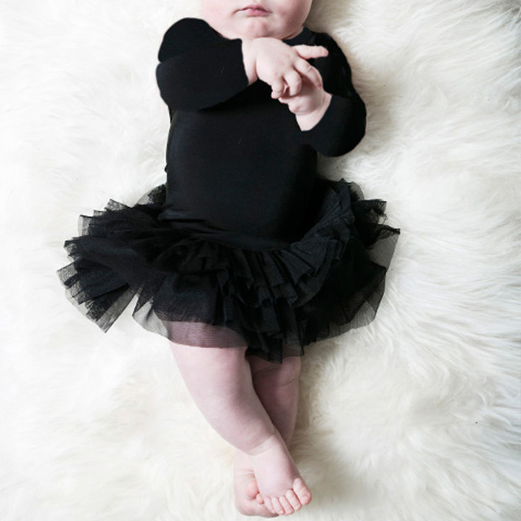 The Tiny Body Ballerina