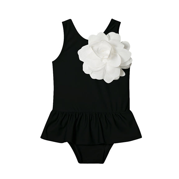 The Tiny Flower Swimsuit - aroundthecrib
