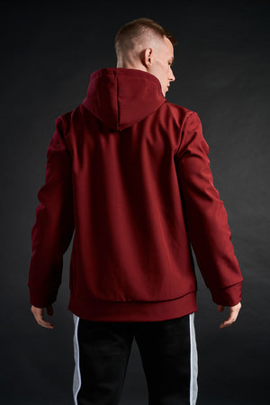Rain Resistant Sport Hoodie: Limited Production
