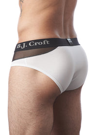 Gogo Brief: White