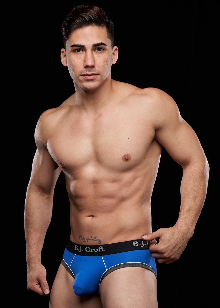 Nikko Brief: Blue