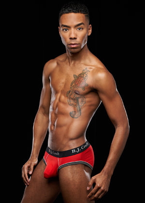 Nikko Brief: Red