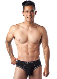 Nikko Brief: Black