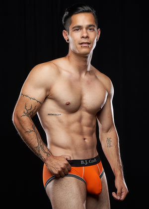 Nikko Brief: Orange