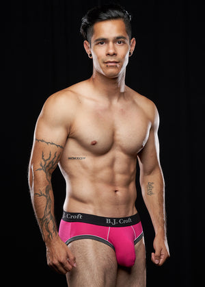 Nikko Brief: Pink