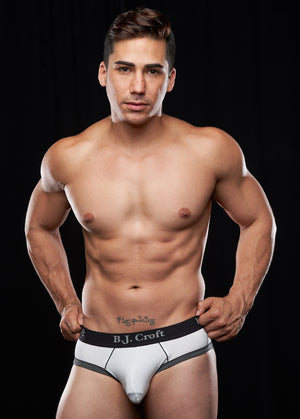 Nikko Brief: White