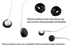 Xcessor 7 Pairs (14 Pieces) of Silicone Replacement Earbuds Replacement Ear Tips for Apple Earphones Airpods - Multicolor