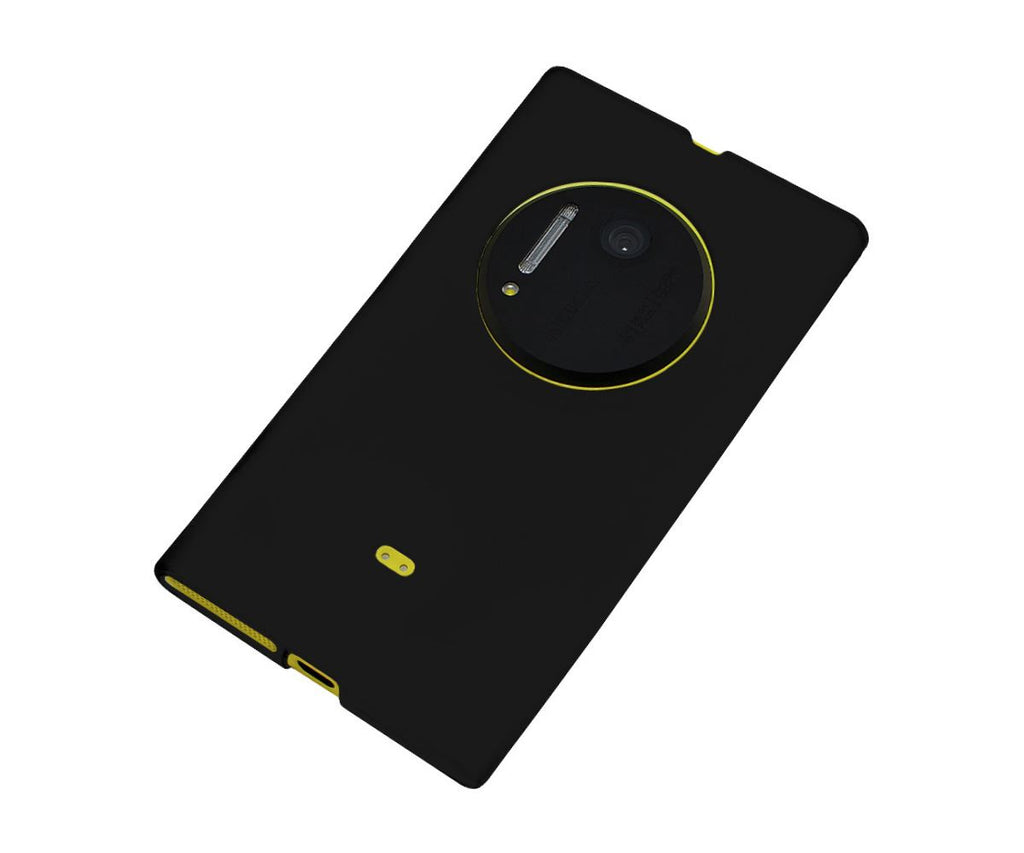 Xcessor Vapour Flexible TPU Gel Case For Nokia Lumia 1020 (Compatible with All Nokia Lumia 1020 Models). Black