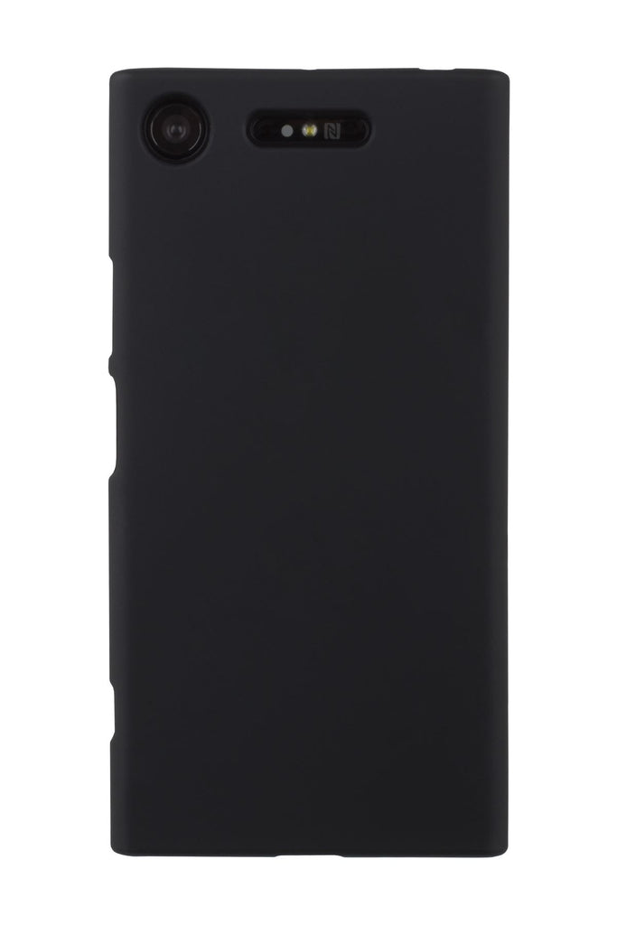 Xcessor Vapour Flexible TPU Case for Sony Xperia XZ1. Black