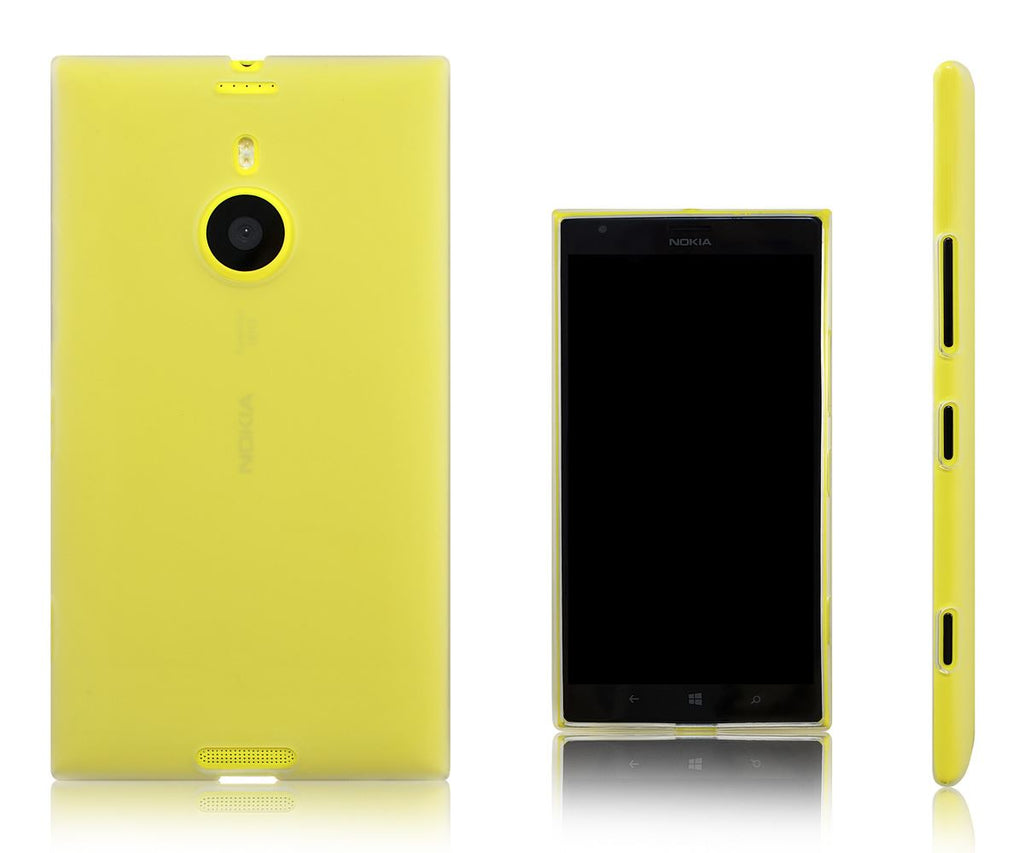 Xcessor Vapour Flexible TPU Gel Case For Nokia Lumia 1520 (Compatible with All Nokia Lumia 1520 Models). Semitransparent