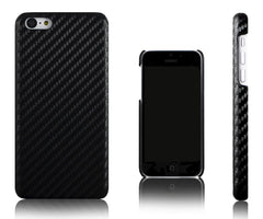 Xcessor Carbon Fibre Case for Apple iPhone 5C. Black