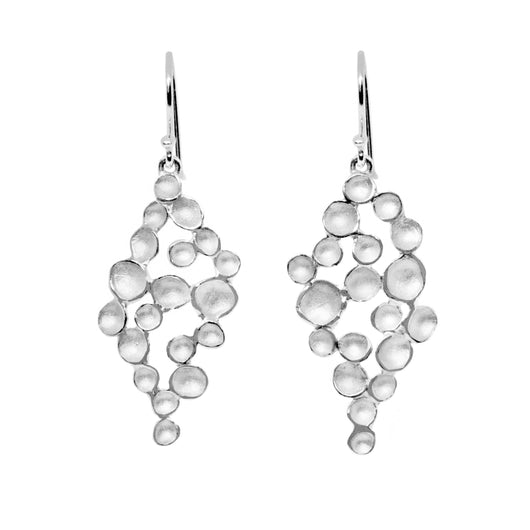 Marquise Champagne Earrings