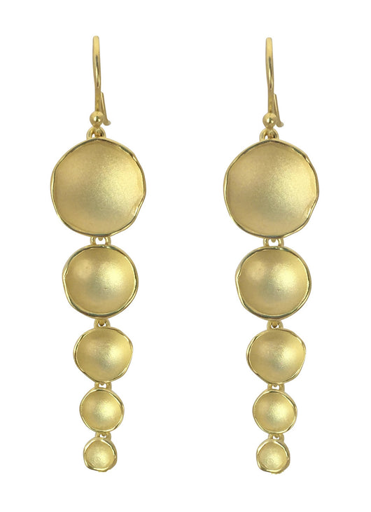 Dishy Duster Earrings