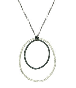Double Loop Pendant