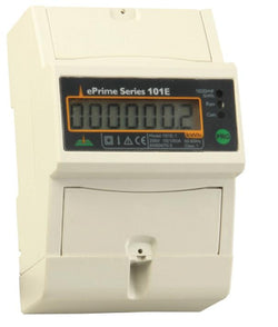 101E Single Ultrasonic Phase Electric Meter