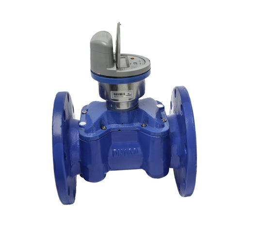 280W-CI Commerical and Industrial Ultrasonic Water Meter with ANSI 300# RF Flange
