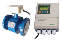 MAG888 High Performance Electromagnetic Flow Meter ANSI 150# Flange, PTFE Liner