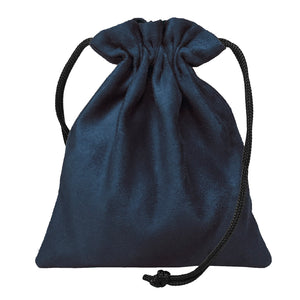 Classic Dice Pouch - Blue Suede