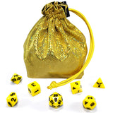 Dragon's Hoard Holographic Dice Bag