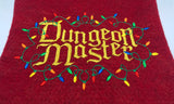 Dungeon Master Christmas Stocking