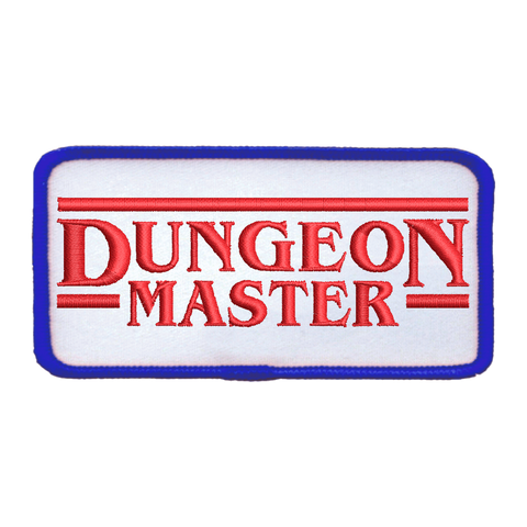 Patch - Dungeon Master (Blue Border)