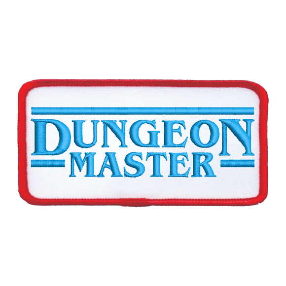 Patch - Dungeon Master (Red Border)