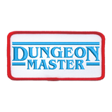Dungeon Master (Red Border) - Iron-On Patch