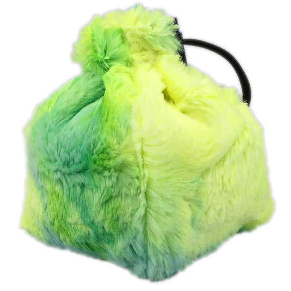 Feather Fall Spellbound Fur Dice Bag