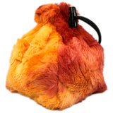 Fireball Spellbound Fur Dice Bag