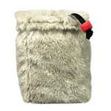 Red King Co. Fur Dice Bag