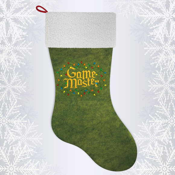 Game Master Christmas Stocking