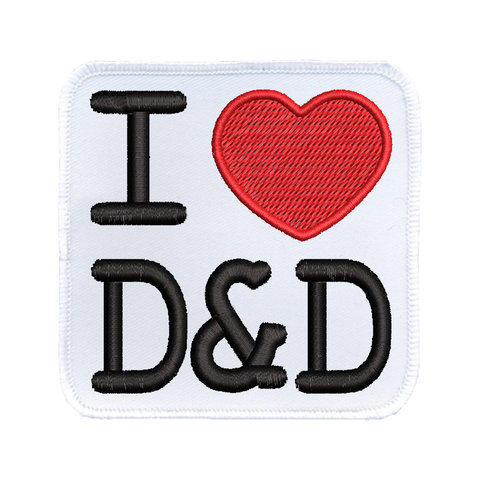 Patch - I (heart) D&D