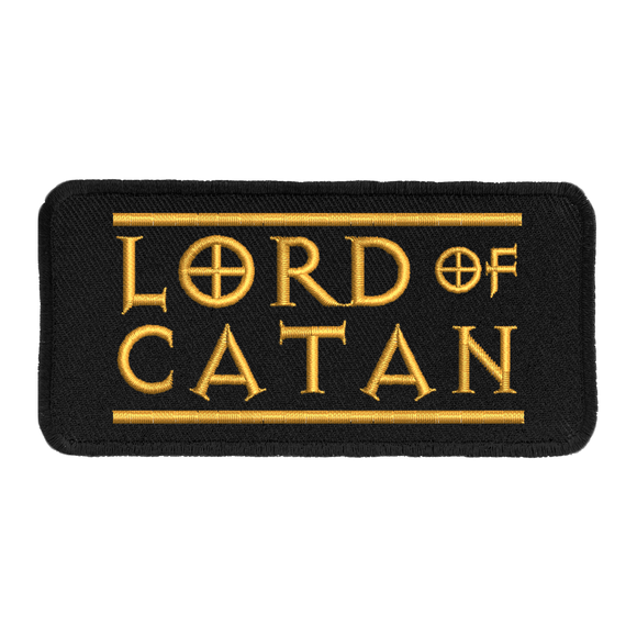 Patch - Lord of Catan