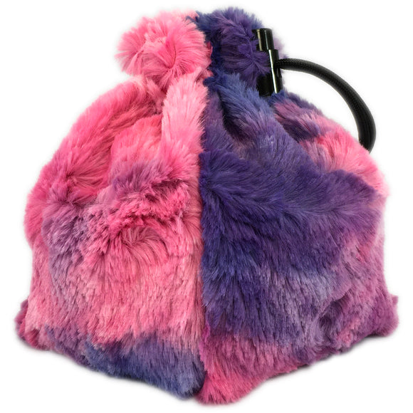 Magic Missile Spellbound Fur Dice Bag