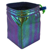Scarab Holographic Dice Bag