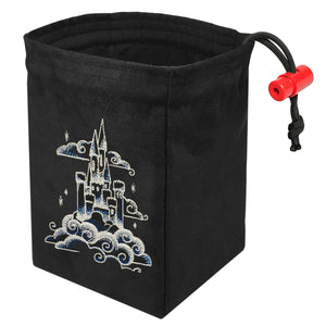 Sky Castle - Glow in the Dark Dice Bag