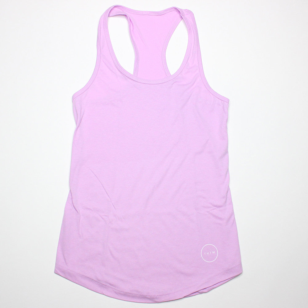 Female Icon Tank Top- Lilac