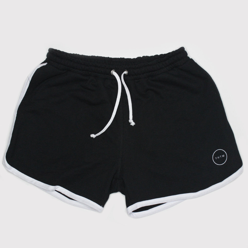 Black Custom Made BOOM Shorts