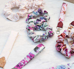 Spring Scrunchie Box