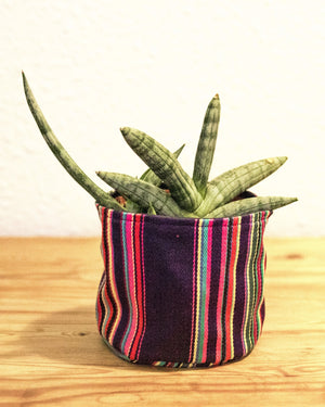 Quila Handmade Fabric Pot Cover