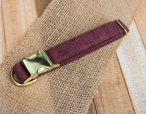 Bramble Handmade Dog Collar