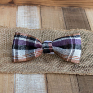 Timber Dog Bow Tie
