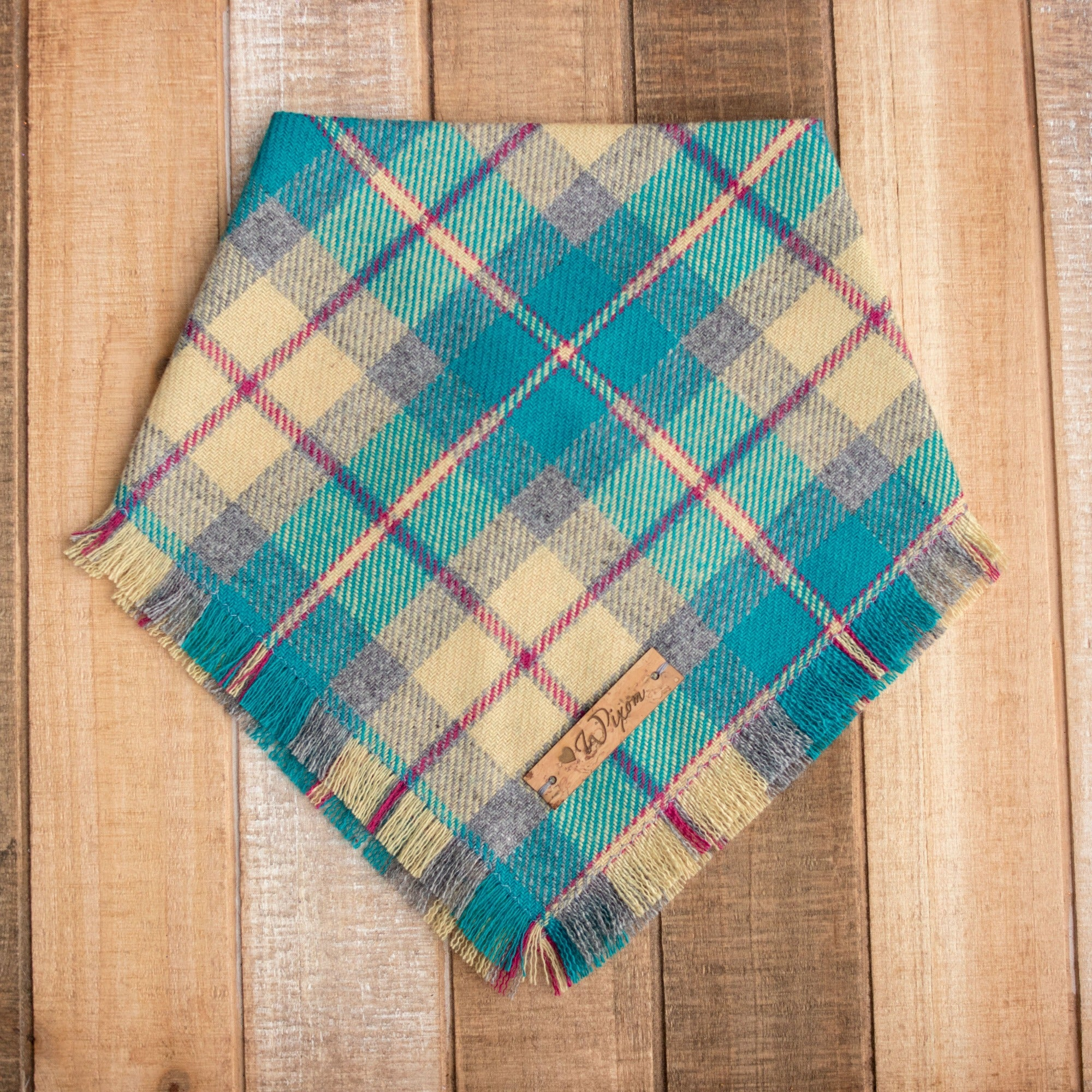 Birch Handmade Dog Bandana