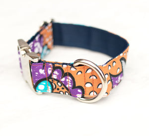 Gazania Handmade Dog Collar