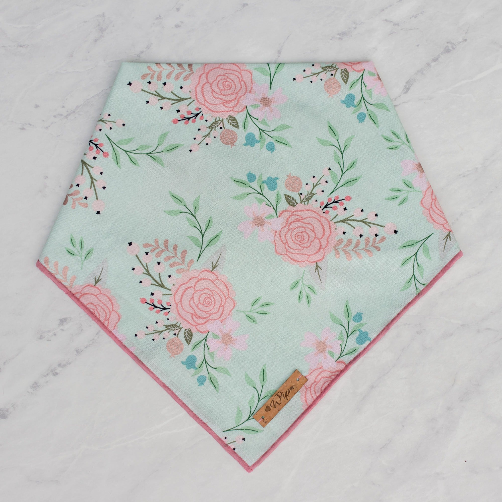 Bliss Handmade Dog Bandana
