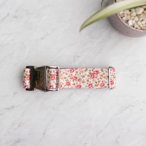 Adelaide Handmade Dog Collar